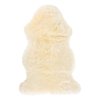 New Zealand Sheepskin Rug - 100x160cm - Light Honey