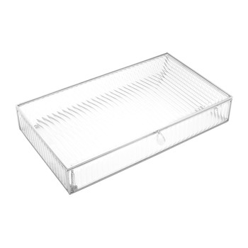 Glacier Tray with Lid