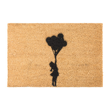 Fly Away Door Mat