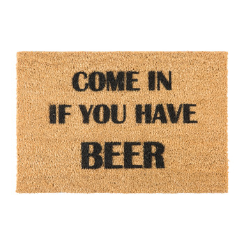 Beer Door Mat