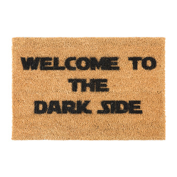Dark Side Door Mat