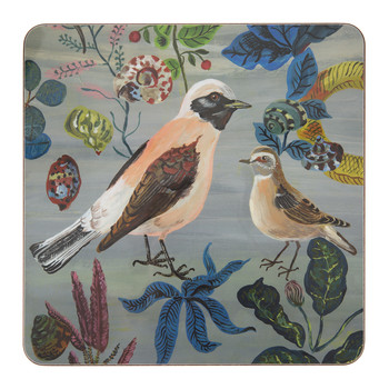 Nathalie Lété - Birds in the Dunes Placemat - Wheatears