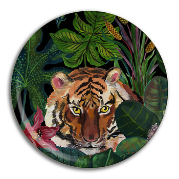 Nathalie Lete - Jungle Tray - Tiger
