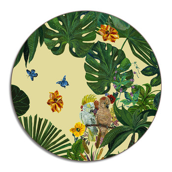 Nathalie Lété - Jungle Placemat - Cockatoo