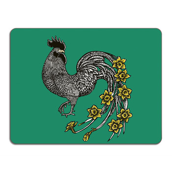 Puddin' Head - Animal Table Mat - Rooster