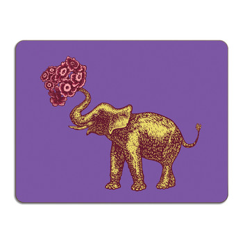 Puddin' Head - Animal Table Mat - Elephant
