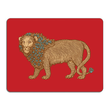 Puddin' Head - Animal Table Mat - Lion