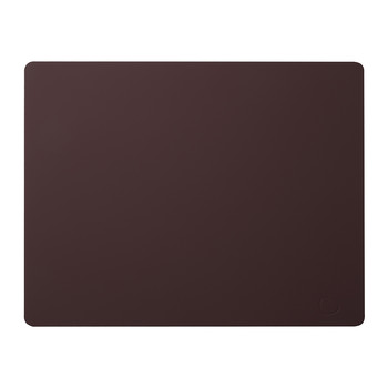Table Mat Rectangle - Bordeaux - Large