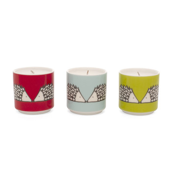 Spike Candle - Set of 3