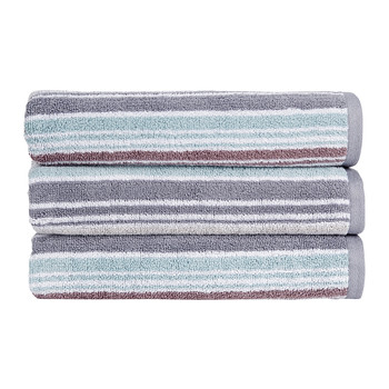 Bamford Stripe Towel - Multi