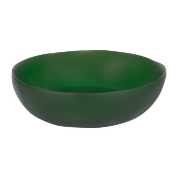 Wide Bowl - Emerald