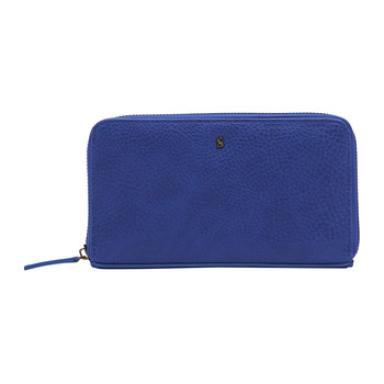 Fairford Bright Purse - Pool Blue