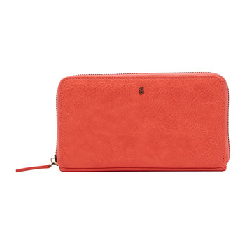 Fairford Bright Purse - Soft Coral