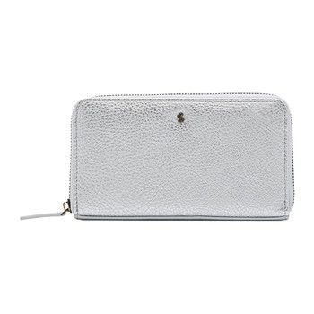 Fairford Bright Purse - Silver