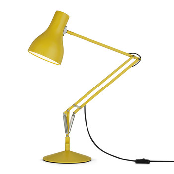 Margaret Howell Type75 Desk Lamp - Yellow Ochre