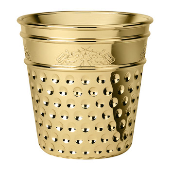 Here 'Thimble' Ice Bucket - Brass