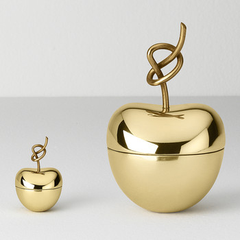 Knotted Cherry - Brass