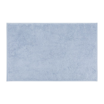 Super Soft Cotton 1650gsm Bath Mat - Cornflower