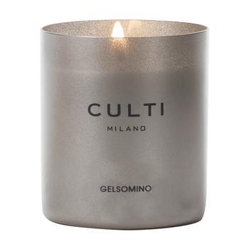Scented Candle in Glass - 235g - Gelsomino
