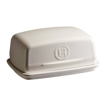 Kitchen Tools Ceramic Butter Dish - Clay