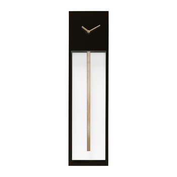 Large Uaigong Pendulum Clock - Black & Gold
