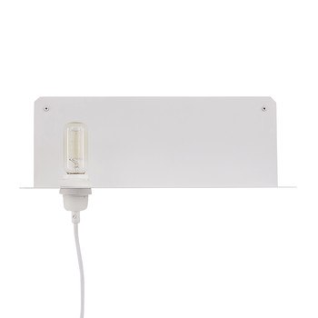 90° Wall Light - White