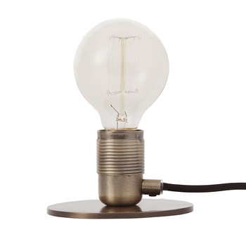 E27 Table Light - Bronze