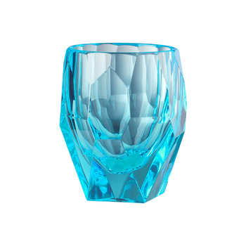 Super Milly Large Acrylic Tumbler - Turquoise