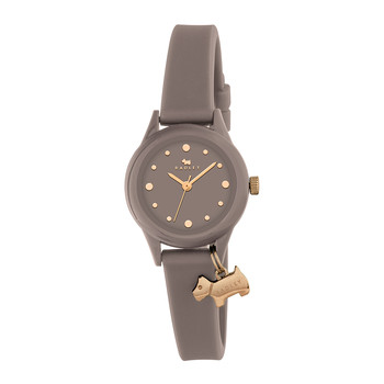 'Watch It!' Charm Watch - Mushroom