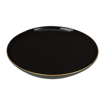 Abbesses Noir Side Plate