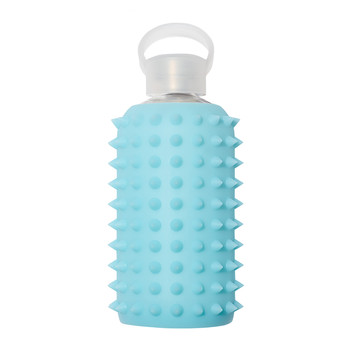 Limited Edition Glass Water Bottle with Spikes - 500ml - Skye