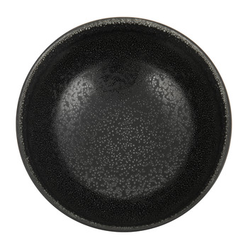 Tourron Salad Bowl - Black