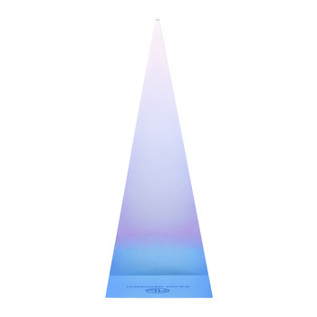 Neo Geo Obelisk Ornament - Medium