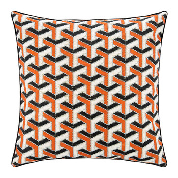 Bargello Cushion - 40x40cm - Maze