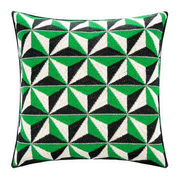 Bargello Cushion - 40x40cm - Diamond Stud