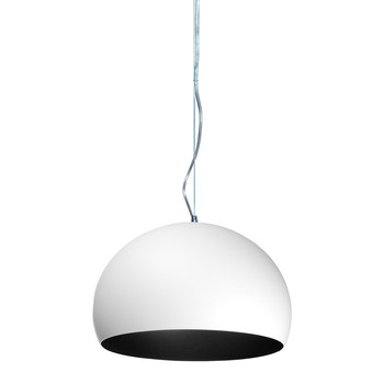 Mini FL/Y Ceiling Light - Matt White