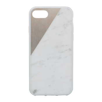 Clic Marble iPhone 7 Case - Rose