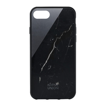 Clic Marble iPhone 7 Case - Black