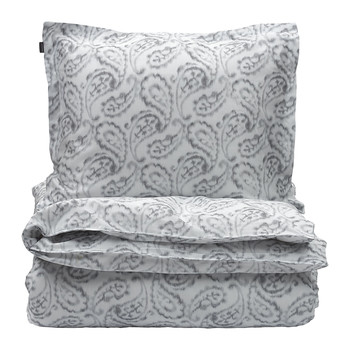 Wasco Paisley Duvet Cover - Grey