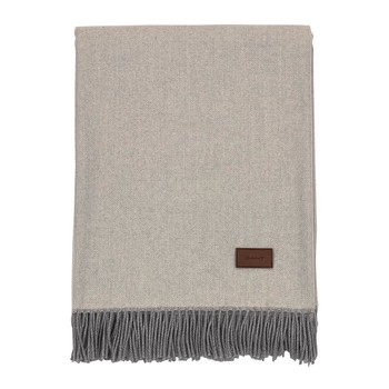 Cashmere Blend Throw - 130x180cm