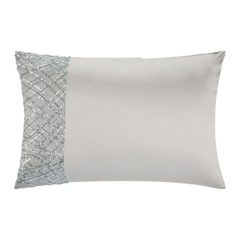 Esta Pillowcase - Silver - 50x75cm