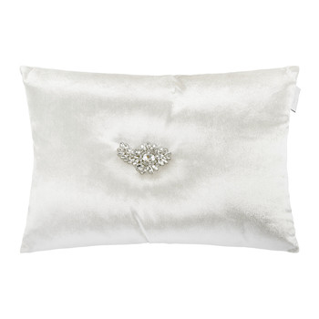 Naomi Bed Cushion - 40x60cm - Oyster