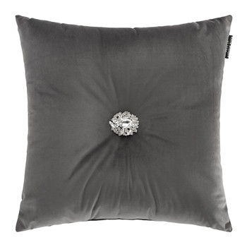 Narissa Bed Cushion - 50x50cm - Slate