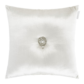 Serafina Bed Cushion - 50x50cm - Oyster