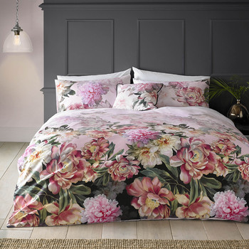 Painted Posie Duvet Cover