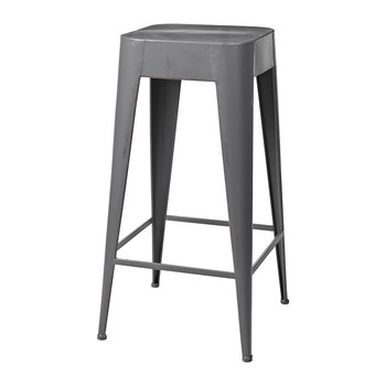 Daryll Stool - Smoked Pearl - Tall