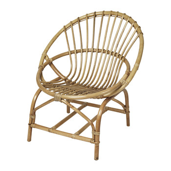 Frida Rattan Chair