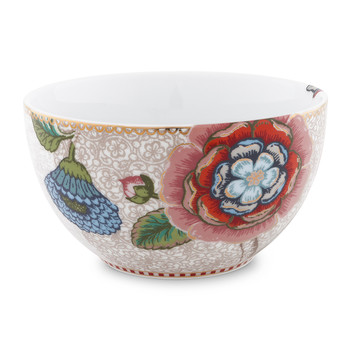 Spring To Life Bowl - Cream