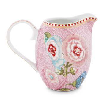 Spring To Life Jug - Small - Pink