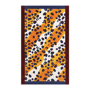 Abyssin Beach Towel - Carmel